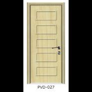 YekalonBrand New Quality Assured Latest Designs Interior PVC door(PVD-027)
