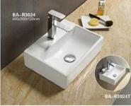 New Product Highest Level Fancy Design art basin BA-R3024