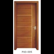 Yekalon Hot New Products Top Grade Custom Tag Waterproof Toilet Door Bathroom Door Interior PVC door(PVD-005)