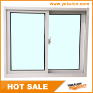 New Product Highest Level Fancy Design Aluminium sliding window 83ALSW