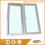 Hot Selling Good Quality Classic Design aluminum casement window YKD-AS90