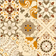 Best Factory Direct Sales Super Quality Customization Alpha Flower series Rustic Tiles YAF613
