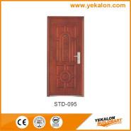 Yekalon Modern security door steel door,Metal Door, Iron Entrance Door STD-095