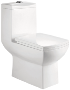Hot Selling Good Quality Classic Design one piece toilet T-M6120