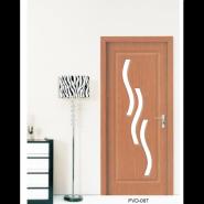 Yekalon Best Seller Elegant Top Quality Personalized Design Interior PVC door(PVD-087)