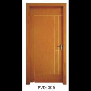 Yekalon Best Factory Direct Sales Premium Quality Personalized Waterproof Toilet Door Bathroom Door Interior PVC door(PVD-006)