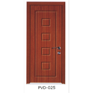 Yekalon Hot Sale Hot Product Highest Quality Simple Style Interior PVC door(PVD-025)