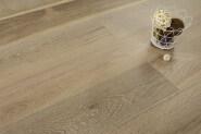 Hot Sell Hot Quality Fashionable Design Multi-layer Engineered Flooring White Brushed Engineered Oak Floor Oak-44