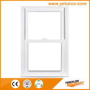 Hot Sell Hot Quality Fashionable Design Aluminium double hung window YKW-AH85