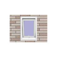 Top Selling Nice Quality Stylish Design UPVC roll-up Windows W12