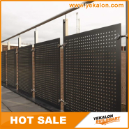 Hot Sale Super Quality Super Quality Stainless steel pannel railing YKB-SP001