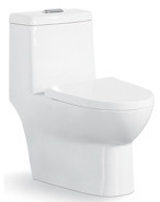 On Promotion High Quality Hot Design one piece toilet T-N5146