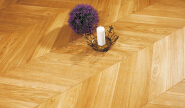 Professional Factory Supply Highest Level Customizable Multi-layer Engineered Flooring Chevron Engineered Oak Floor