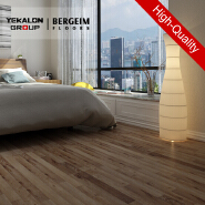 Opening Sale Samples Are Available Special Design 10mm U Groove Commerical Use AC4 With Wax Laminate Flooring
