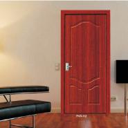 Yekalon New Product Highest Level Fancy Design Waterproof Toilet Door Bathroom Door Interior PVC door(PVD-112)