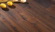 Hot Sales High Standard Professional Design Multi-layer Engineered Flooring Carbonized Engineered Oak Floor Oak-37