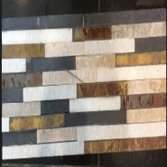 The Most Popular Export Quality OEM Design Slate culture stone W-4004