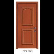 Yekalon Advertising Promotion Super Quality Unique Design Interior PVC door(PVD-024)