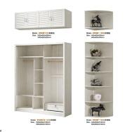 Foshan Isbelle Home Furniture Co., Ltd. Movable Closet
