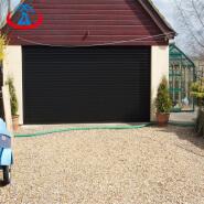 Modern electric aluminium roller shutters security garage door for sale