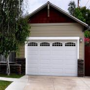 High Quality Remote Control Durable Aluminum Garage Door