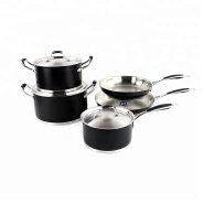 Professional Production Energy-Saving Exquisite Milk Pan/ Cooking Pot/ Cookware Set