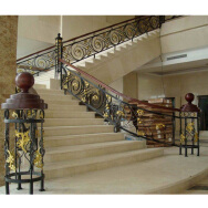 Foshan Longbang Metal Products Co., Ltd. Wrought Iron Railing