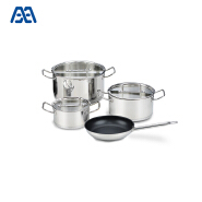Kitchen products stainless steel induction saucepan/ stockpot/ cookware set