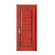 Yekalon Best Selling Superior Quality Latest Design Solid Wood Entrance Door (PD-423)