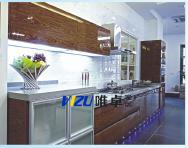 China Guangzhou Vizu Home Furnishing Co., Ltd. Veneer Cabinet