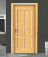 Hot Sell High Quality Popular Design Chinese Melamine Door MLD-180