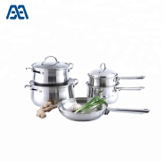 Best Selling Restaurant Cooking Pot And Pan Cookware Set