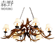 Hot selling Popular retro led Chandelier with American Style