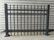 Xiaofei Technology Company Ltd. Zinc Steel Railing