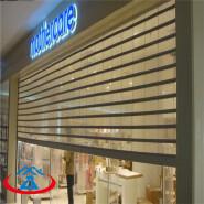 Polycarbonate Roll Up Door Transparent Rolling Door