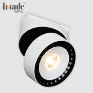 Hong kong international lighting fair hktdc Modern surface mounted adjust angle led spotlight