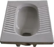 Yekalon Industry Inc. Squat Toilets