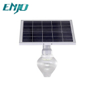 Led Integrated Solar Courtyard Lamp 360 Degree outdoor wall lamp