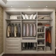 Dongguan Ouke Furniture Co.,  Ltd.  Movable Closet