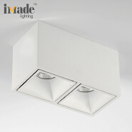 Gold Supplier Surface Mounted Square LED Downlight For hong kong international lighting fair hktdc
