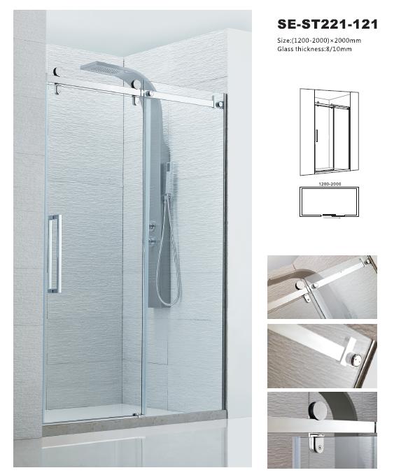 Brand New Quality Assured Latest Designs Sliding doorSE-ST221-121