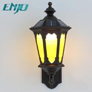 China made outdoor solar led garden light for home