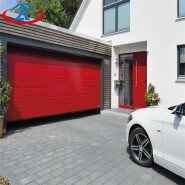 Hot Sale Sectional Automatic Garage Door Customized Garage Door