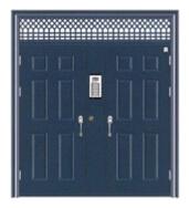 Xuzhou Fukang Doors &Amp; Windows Construction Co., Ltd. Steel Doors