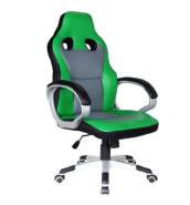 Popular design office racing chair with good quality Pu material