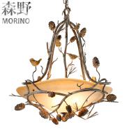 New Designs energy saving Indoor Decorative round pendant light