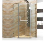 Hotselling Excellent Quality Nice Design Casement Door SE-CJ25-531