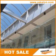 Yekalon Industry Inc. Glass Railing