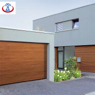 Customized Aluminum Rolling Door for Villa