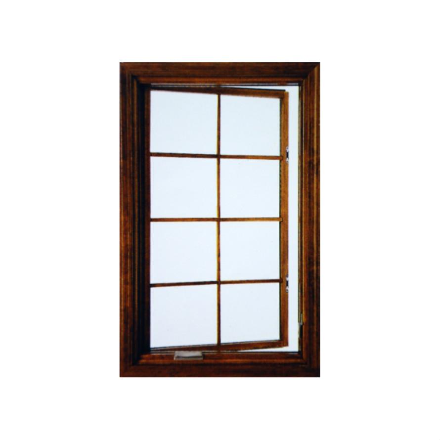 Solid Wood Windows
